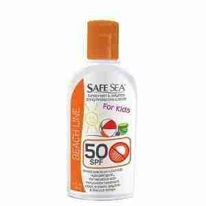 Safe Sea Anti-jellyfish Sting Protective Lotion SafeSea® Sunscreen