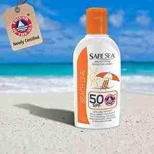 safe sea lotion